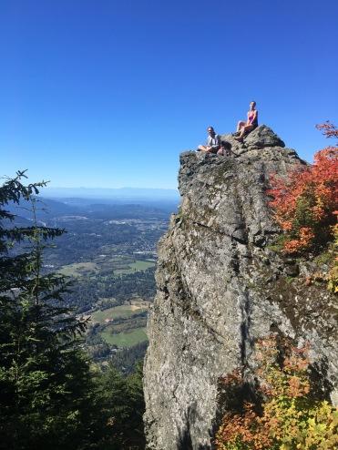 Mount Si Summit, North Bend, Washington (Allie Smith)
